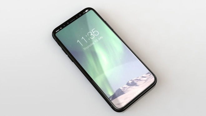 iPhone 8 caméras