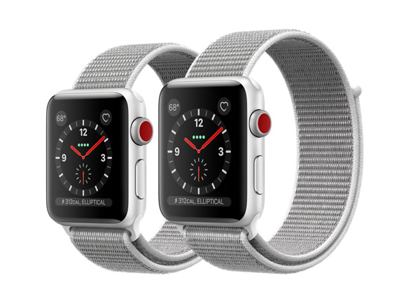 Apple Watch Series 3 chez Orange