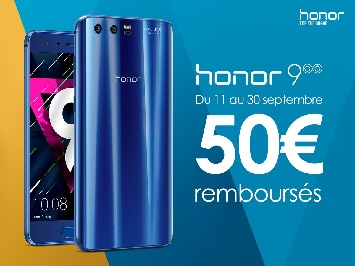 Bon Plan Honor 9
