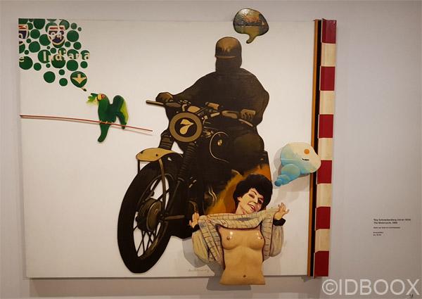 Expo Pop Art Musée Maillol