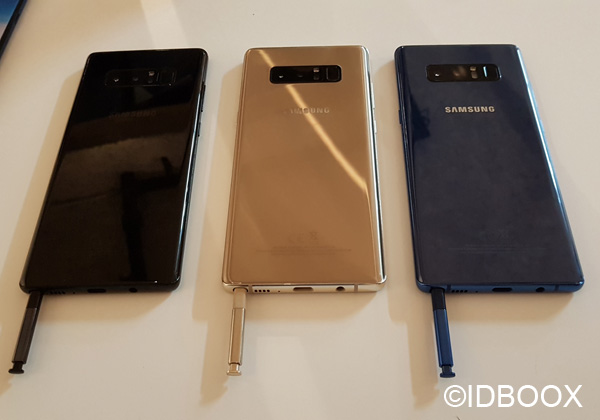 Galaxy Note 9 SAmsung parle de son intelligence artificielle