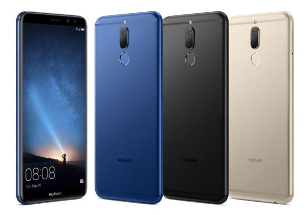 Huawei Mate 10 quatre versions différentes