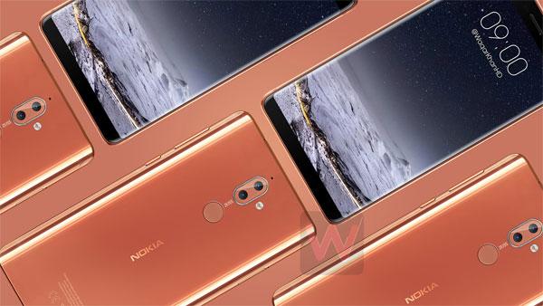 Nokia 9 visuels 3D