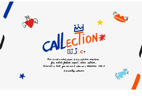 OnePlus 5 CallEction Castelbajac