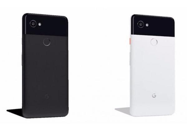 Pixel 2 et Pixel 2 XL les caractéristiques