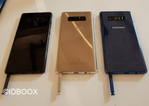 Galaxy Note 9 SAmsung parle de son intelligence artificielle