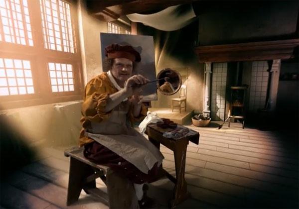 Samsung Rembrandt réalité virtuelle