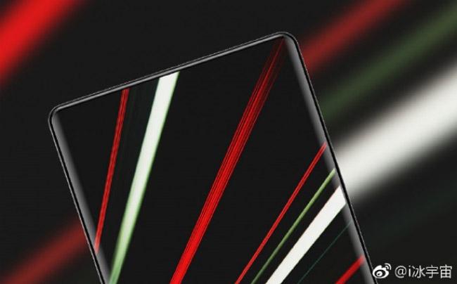 Xiaomi Mi Mix 2 nouveaux visuels