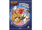 Yo-Kai Watch livre Cherche et Trouve