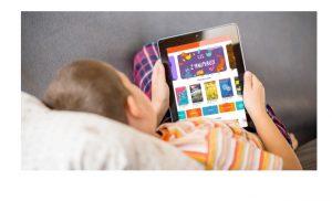collegiens jeunes médias enfants tablette