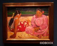 Expo Gauguin Grand Palais