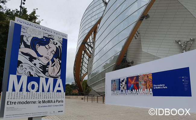 Le Moma à Paris