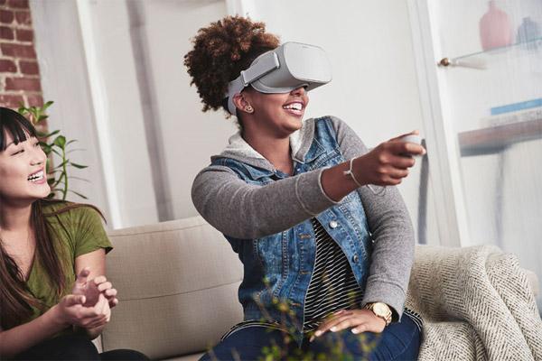 Oculus Go nouveau casque autonome de réalité virtuelle