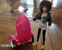 SmartGurlz poupée pour apprendre à coder