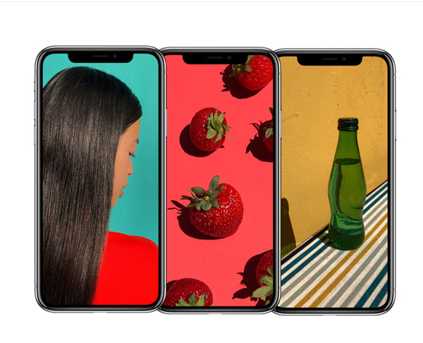 Apple plus d'encoche sur iPhone 2019