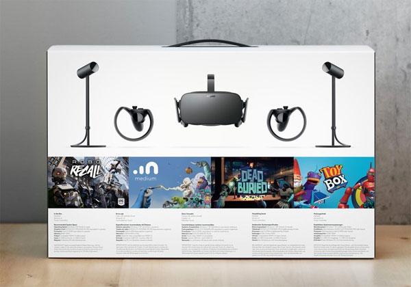 Bon Plan Pack Oculus Rift
