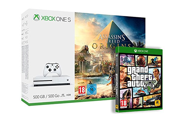 Bon Plan Xbox One S