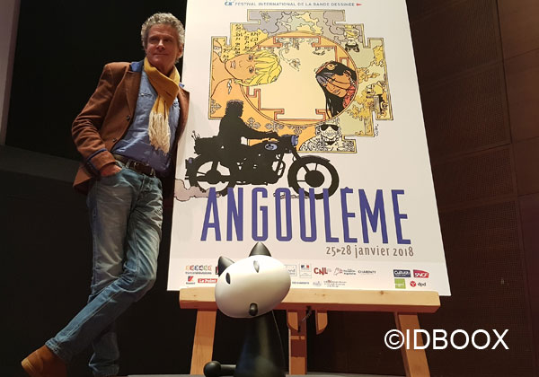 Festival BD d'Angoulême 2018 fibd