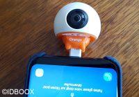 Test Orange Live Cam 360
