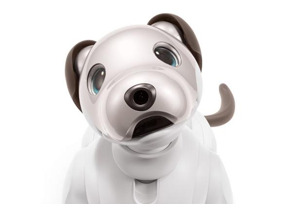 Aibo le nouveau chien robot de Sony