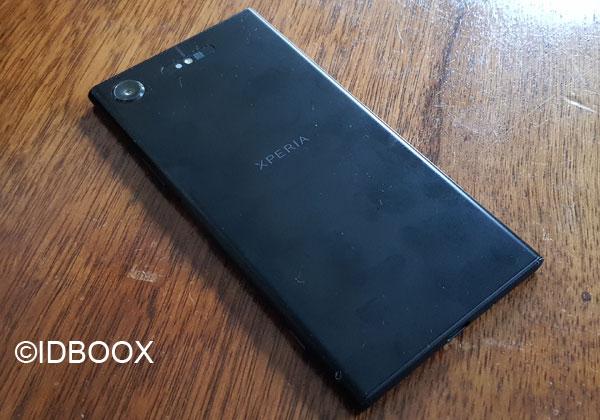 Sony Xperia Avenger avec double cpateur