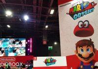 Super Mario Odyssey en Europe