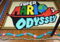 Super Mario Odyssey dominos