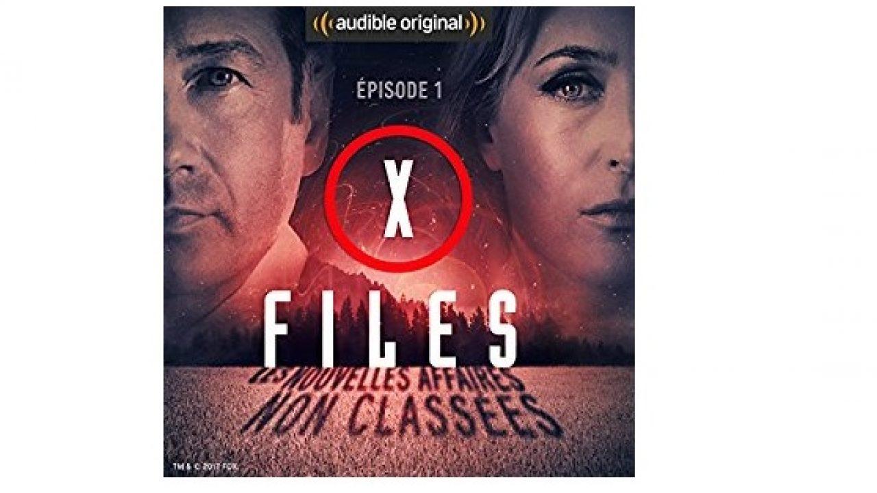 Livre Audio X Files Les Nouvelles Affaires Non Classees
