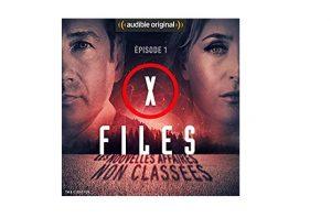 X-files livre audio