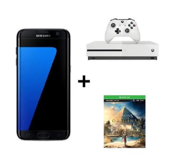 bon plan pack samsung galaxy s7 edge xbox one s assassin 39 s creed origins idboox. Black Bedroom Furniture Sets. Home Design Ideas