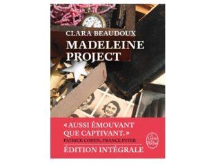 madeleine project Clara Beaudoux