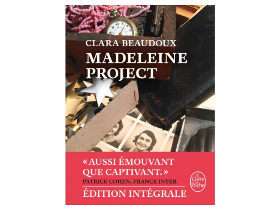 madeleine project Clara Beaudoux