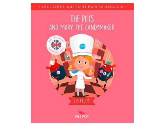 pili pop livre enfants anglais