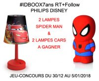 Concours Philips lighting Disney
