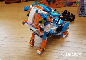 Lego Boost Frankie le chat