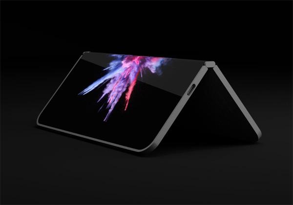 Microsoft brevet tablette pliable