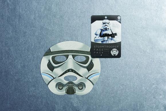 Star Wars masques de beauté