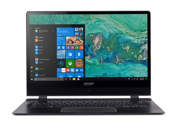 Acer Swift 7 le Pc portable le plus fin