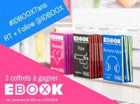 jeu concours Box eBook idboox