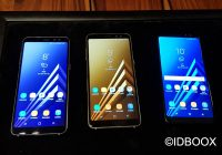 Samsung Galaxy A8 bon plan 379€