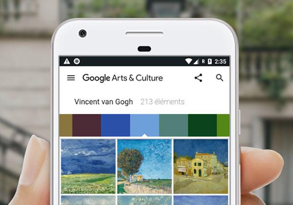Google Arts trouver son sosie dans tableaux