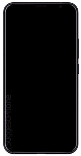 HTC U12 rendu 3D