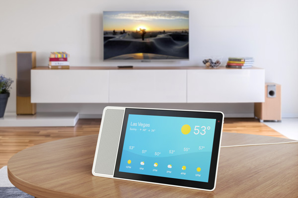 Lenovo Smart Display Google Home avec écran