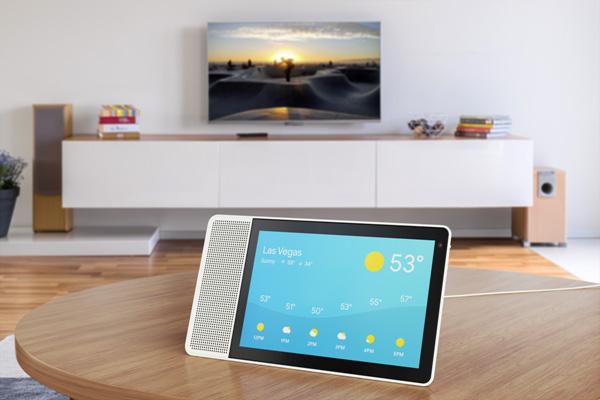 Lenovo Smart Display Google Home avec écran