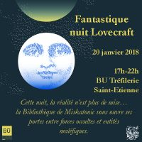 Nuit Lovecraft