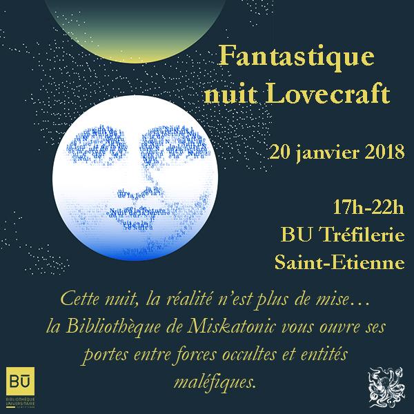 Nuit Lovecraft