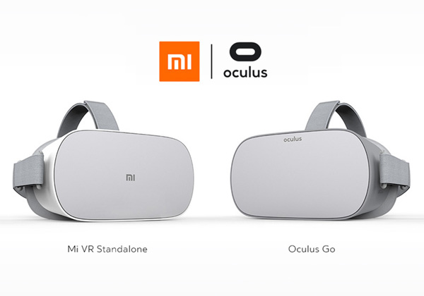 Oculus Go fabriqué par Xiaomi