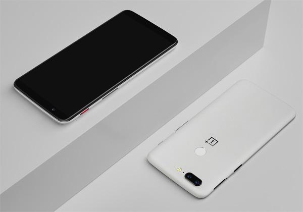 OnePlus 5T bon plan à 458€