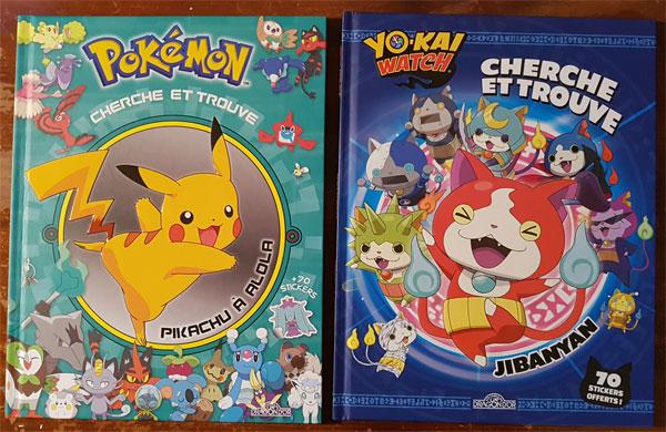 6 Nouveaux Livres Pokemon Attrapez Les Tous Idboox