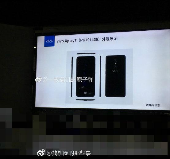 vivo xplay 7   le premier smartphone avec 10go de ram
